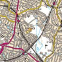 Map 3 Glasgow South.